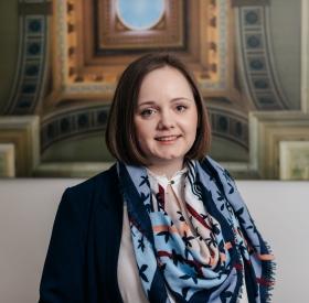 Advocaat Anne Reul van advocatenkantoor iustica.be